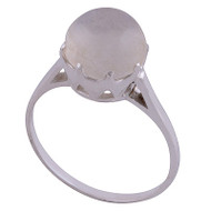 Moonstone Gemdrop Ring