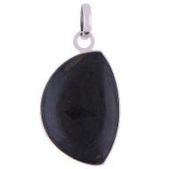 Velvet Obsidian Pendant