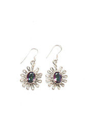 Cosmic Petals Earrings