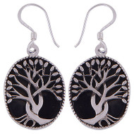 Hugging Trees Earrings