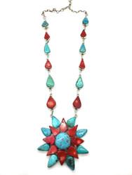 Celebration Star Seed Necklace