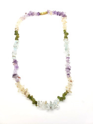 Gem Sparkle Necklace