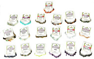 Vibrational Therapy Bracelets - Set of all 19 Themes