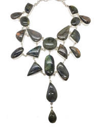 Labradorite Fancy Delight Necklace