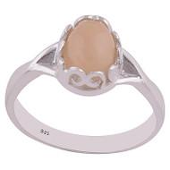 Ethiopian Opal Oasis Ring