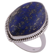 Grand Lapis Ring Size 7