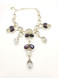 Purple's Enchanted Beauty Necklace