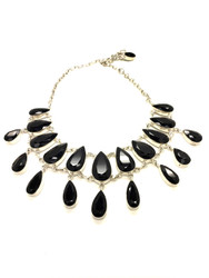 Protective Black Beauty Necklace