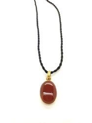 Juicy Carnelian Pendant