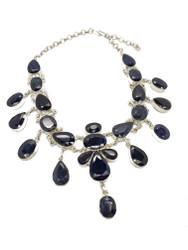 BLUE ANGEL Sapphire Necklace