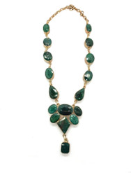 Emerald Waters Necklace