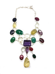 Color in Motion Necklace