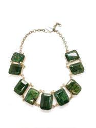 Emerald Islands Necklace