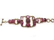 Ruby Unity Bracelet