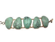 Turquoise Pathstones Bracelet