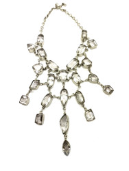 Crystal Cascade Necklace
