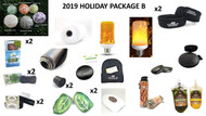 2019 Holiday Package B