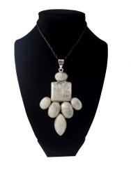 Sacred Moonstone Pendant
