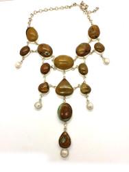 Sea & Earth Treasures Necklace
