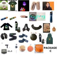 Holiday 2020 Package C