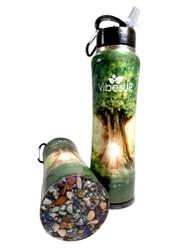 NEW 34oz ENCHANTED TREE EARTH on the BOTTOM Bottle