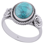 Turquoise Waters Ring