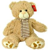 Jumbo Cream Cozy Bear