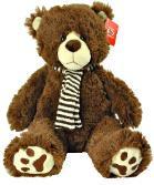 Jumbo Chocolate Cozy Bear