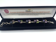 Purple Crown Charoite Treasure Trove  All-in-One Bracelet