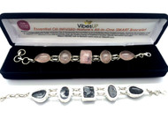 Grand Rose Quartz All-in-One Bracelet