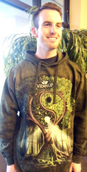 Infused TREE Hoodie - Earth Energized