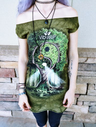 Infused TREE DRESS/TUNIC