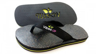 Real Earth Vibrational Therapy Flip Flops