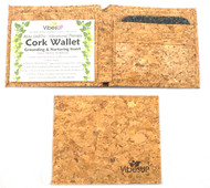Vibrational Therapy  CORK WALLETS