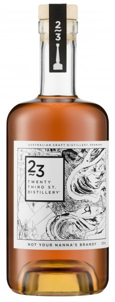 23rd Street Distiller Not Your Nanna's Brandy