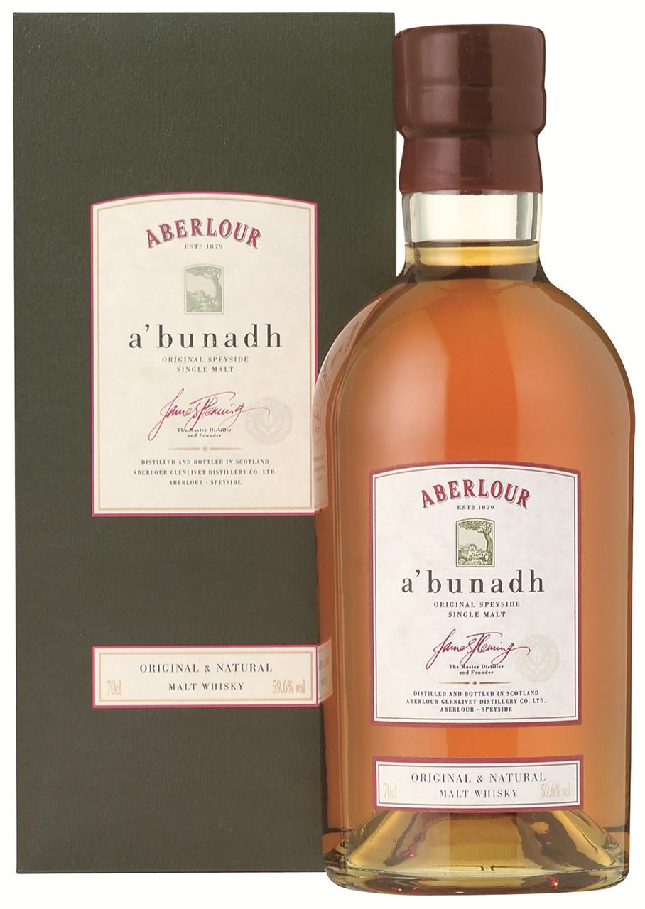 Aberlour A'bunadh Single Malt Whisky 700ml