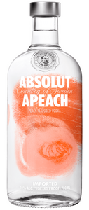 Absolut Apeach 700ml