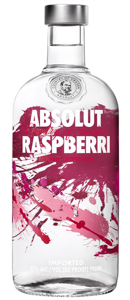 Absolut Raspberry 700ml