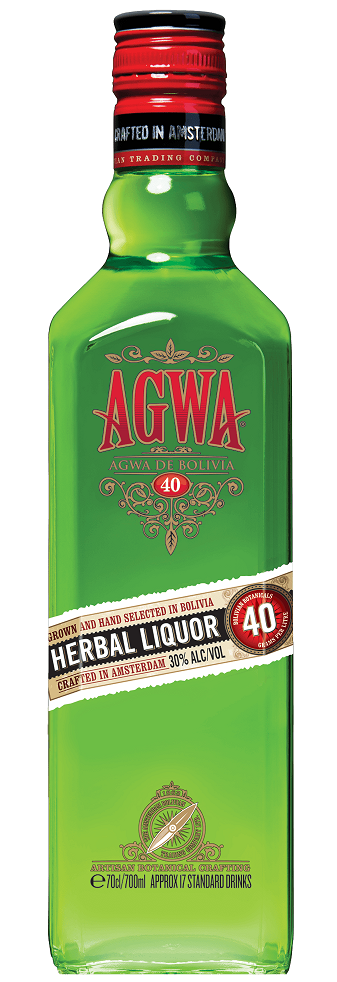 Agwa de Bolivia Herbal Liqueur 700ml