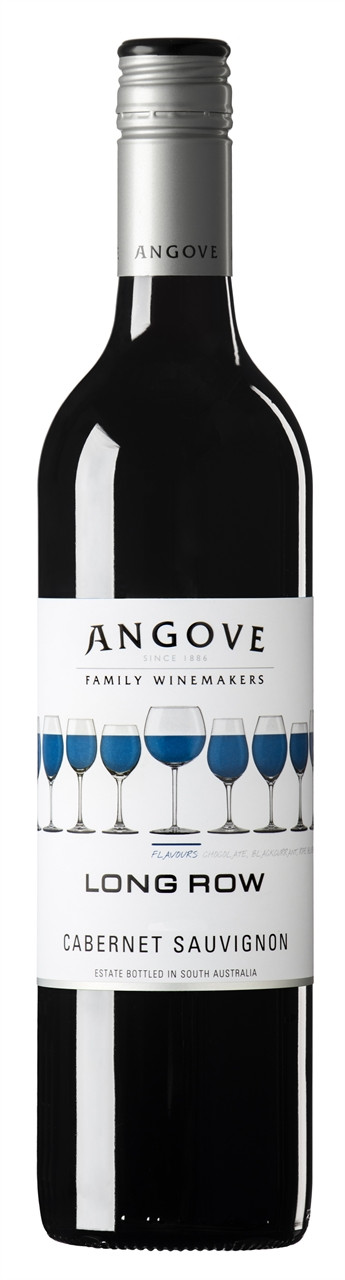Angove Long Row Cabernet Sauvignon 750ml
