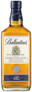 Ballantines 12 Year Old Blue Label Whisky 700ml