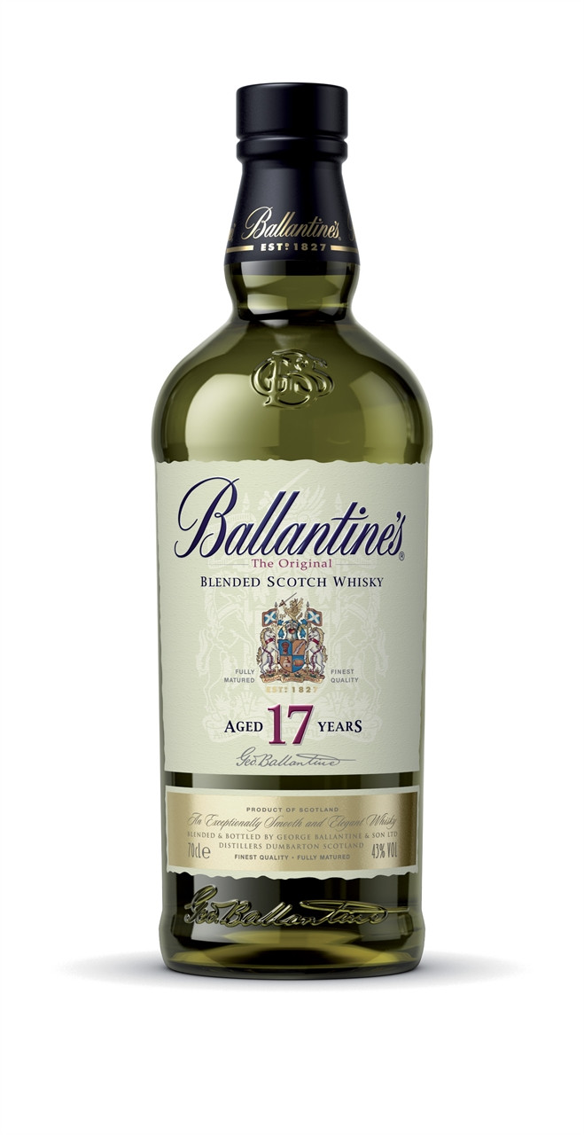 Ballantines 17 Year Old Whisky 700ml