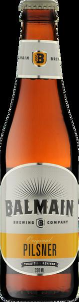 Balmain Brewing Pilsener 330ml Bottles