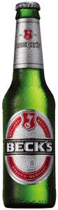 Becks Bier 24 x 330ml Bottles