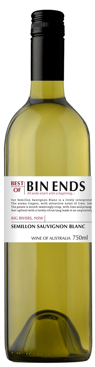 Best Bin Ends Semillon Sauvignon Blanc 750ml