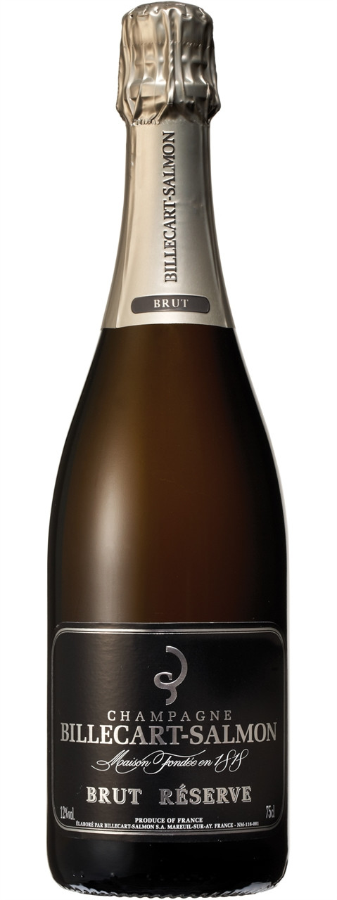 Billecart-Salmon Brut Reserve NV Champagne 750ml