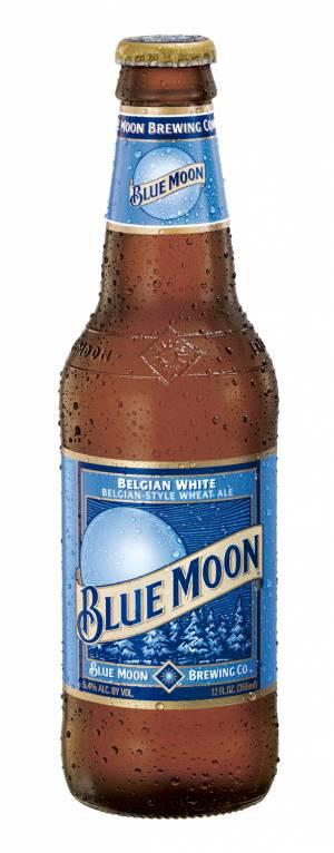 Blue Moon Belgium White Ale 24 x 330ml Bottles