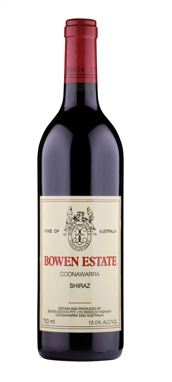 Bowen Estate Coonawarra Shiraz 750ml