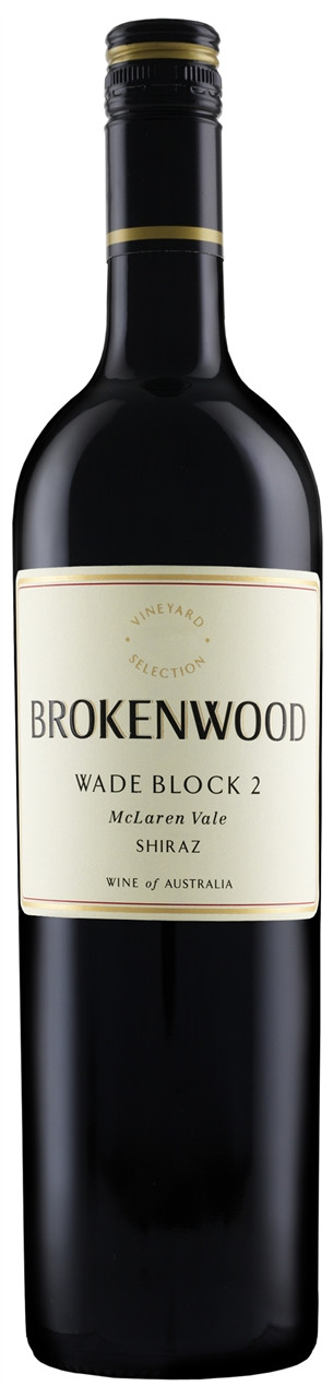 Brokenwood Wade Block 2 Shiraz 750ml