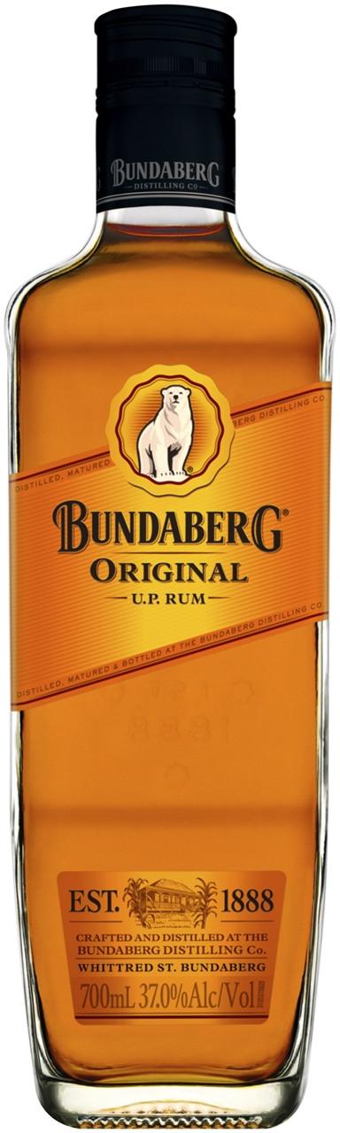 Bundaberg Underproof Rum 700ml